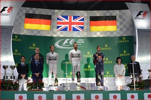 F1, Japanese GP – Phía sau vạch đích (Phần 1) - 1