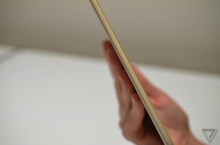 iPad Air 2 có phiên bản màu vàng