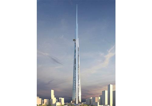 10 tòa nhà ấn tượng đang xây dựng trên TG - 1