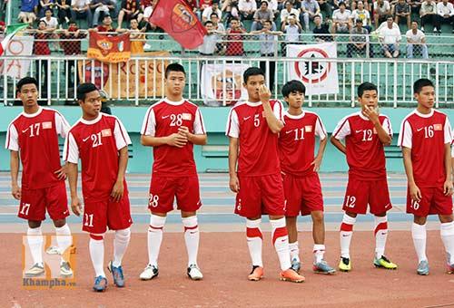 """U19 VN bất lợi trước """"cửa hẹp"""" ở VCK U19 Châu Á - 1"""