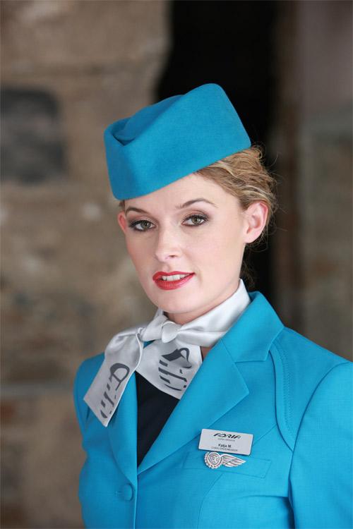 12 đồng phục tiếp viên hàng không đẹp nhất thế giới - 1