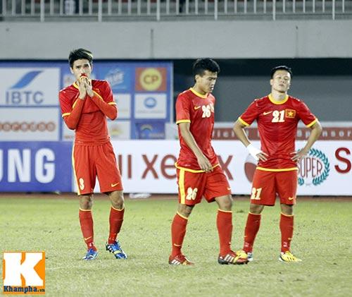 Bộ mặt thật của U23 Việt Nam - 1