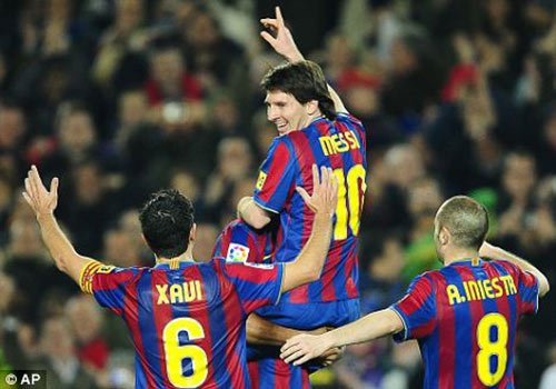 """Messi cần một môi trường mới """"đói khát"""" để săn bàn - 1"""