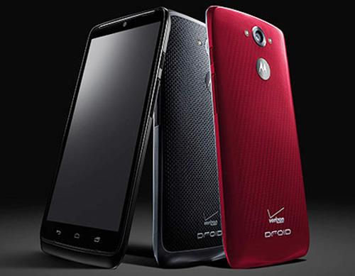 Siêu smartphone Motorola Droid Turbo trình làng - 1