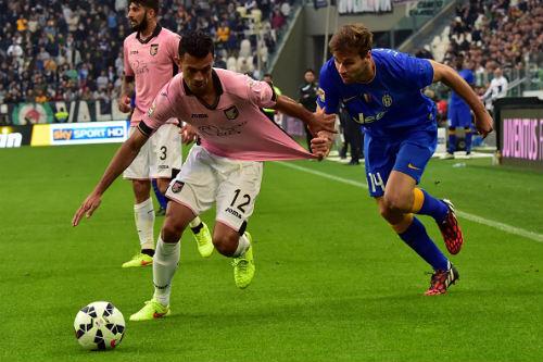 """Serie A vòng 9: Cạm bẫy chờ """"nhà Vua"""" - 1"""