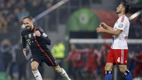 Hamburg - Bayern: Vua vẫn là vua - 1