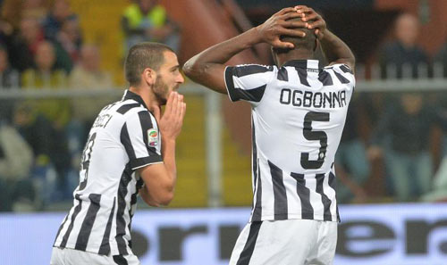 Genoa - Juventus: Quy luật nghiệt ngã - 1