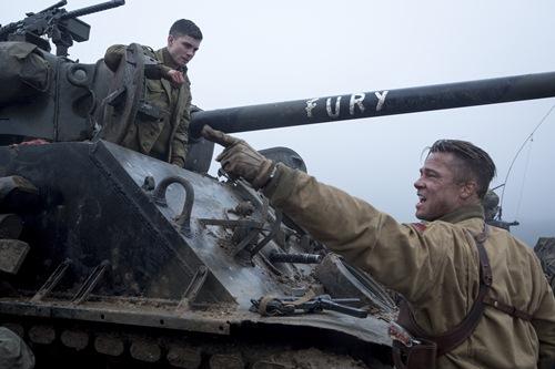 Cái nhìn trần trụi về chiến tranh trong phim mới của Brad Pitt - 1