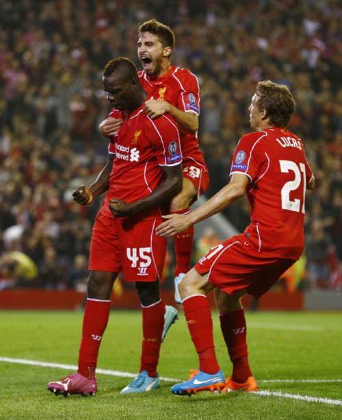 Liverpool: Borini có thể giúp Balotelli thăng hoa - 1