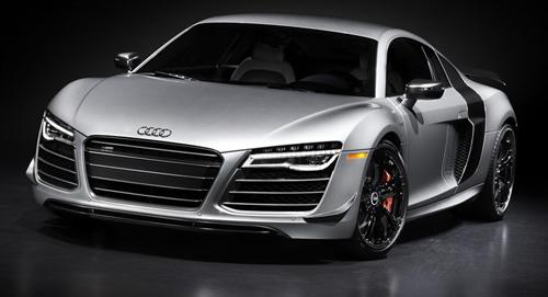 Siêu xe Audi R8 Competition mạnh nhất sắp lên kệ - 1