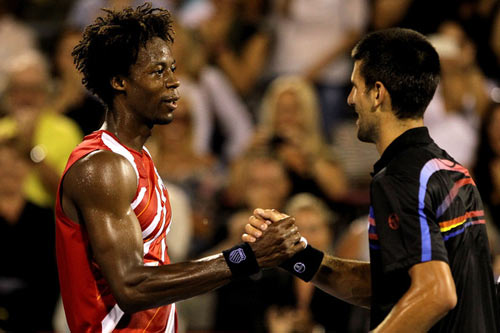 Djokovic - Monfils: Chống trả quyết liệt (V3 Paris Masters) - 1