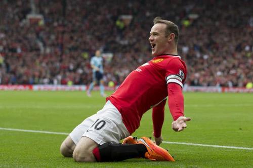 Derby Manchester: Không Rooney không xong - 1