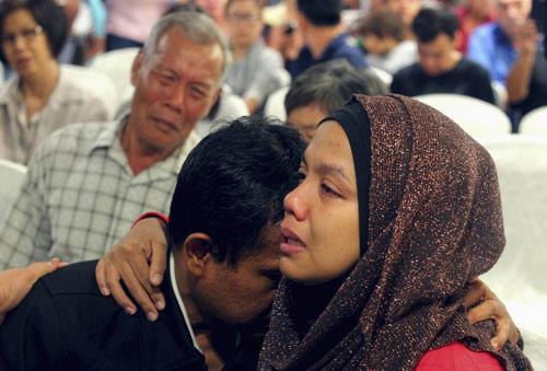 Người nhà nạn nhân MH370 kiện chính phủ Malaysia - 1