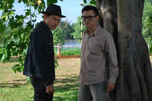 Huỳnh Đông tự tin với hai vai trong một phim - 1