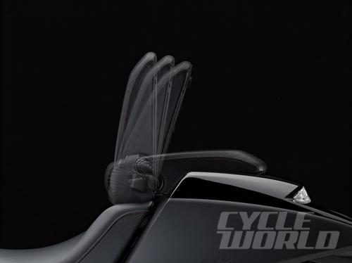 Công bố giá Honda NM4 Vultus - 8