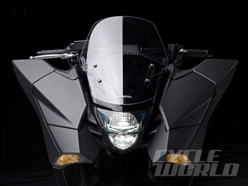 Công bố giá Honda NM4 Vultus - 4