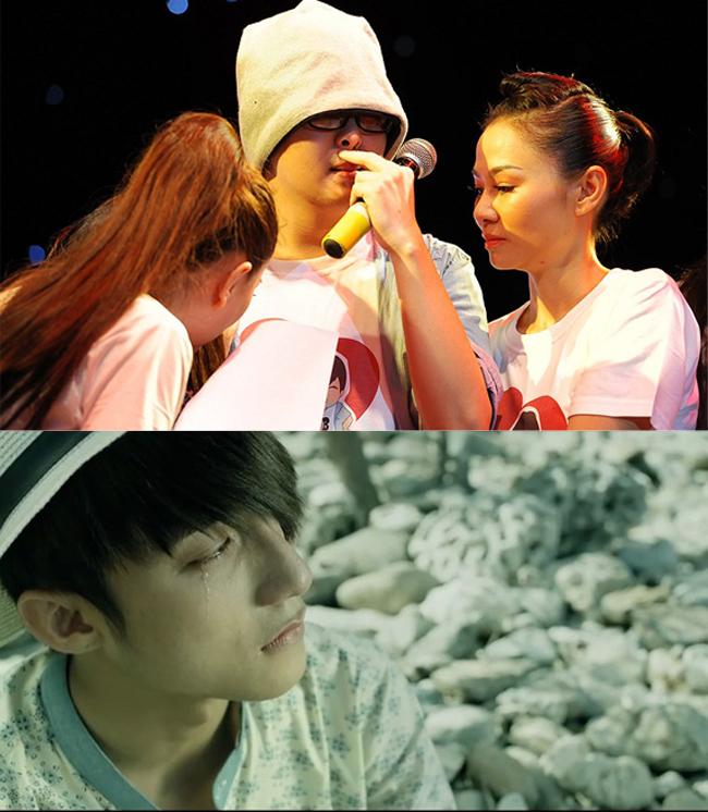 Câu chuyện lấy cảm hứng về Wanbi Tuấn Anh đang hứa hẹn sẽ làm khán giả cảm động khi ra mắt thời gian tới.