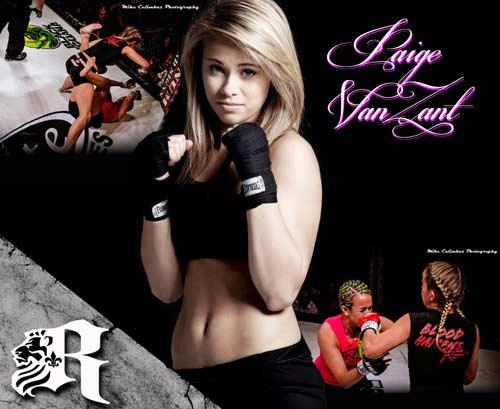 UFC: Chờ nữ võ sỹ trẻ tuổi nhất ra mắt - 1