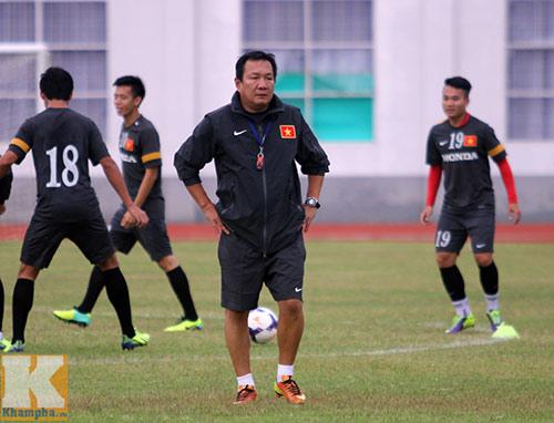 U23 VN không thể chủ quan trước U23 Singapore - 1