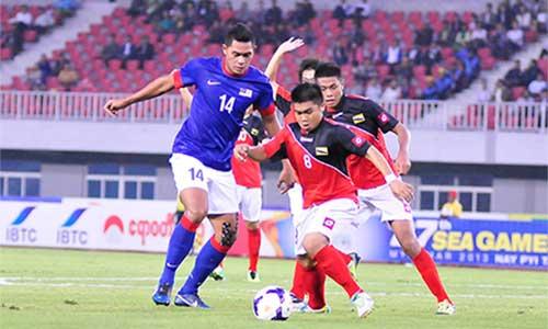 U23 Brunei-U23 Malaysia: Nỗ lực đến cùng - 1