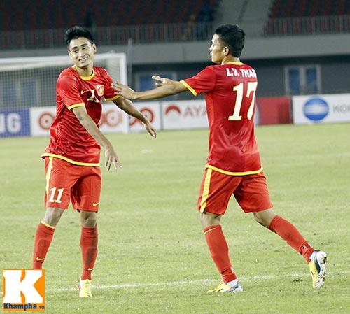 U23 VN: Gam màu xám sau trận thắng 5 sao - 1