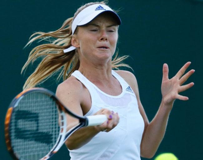 Biểu cảm của vận động viên Tennis