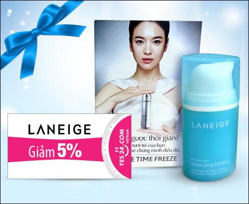 Nhận miễn phí 3.000 quà tặng và coupon giảm giá Laneige - 1