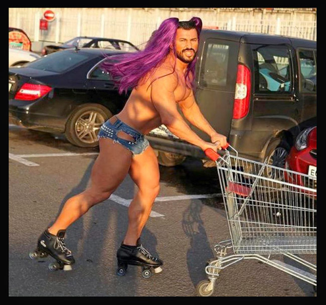 Cuối tuần cùng đi mua sắm nào