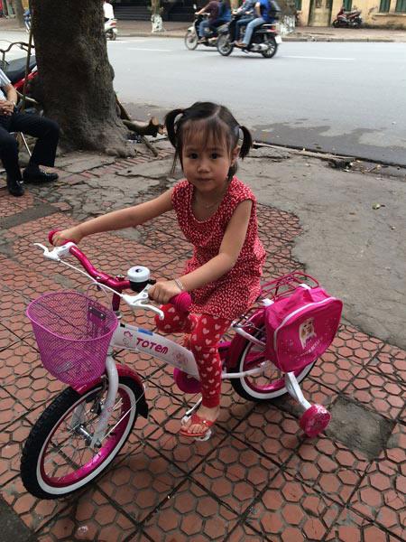 Chọn xe đạp nào tốt cho bé yêu? - 1