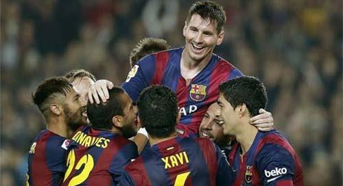 Messi: Vì anh là số 1 - 1
