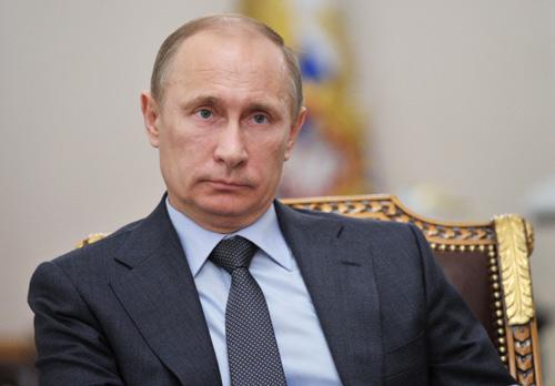 Putin có thể tranh cử Tổng thống Nga nhiệm kỳ 4 - 1