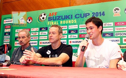 Philippines định dùng đội hình hai đấu ĐT Việt Nam - 1