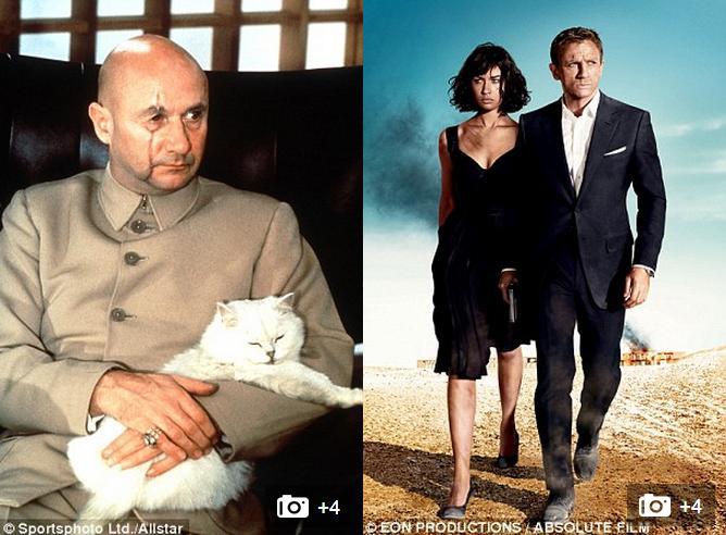 """Đối thủ """"chết người"""" của James Bond tái xuất - 1"""