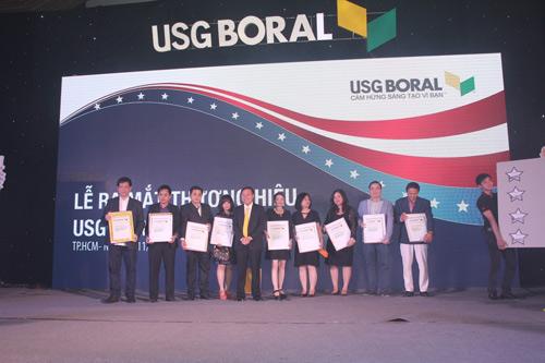 Liên doanh USG Boral truyền cảm hứng sáng tạo mới - 1