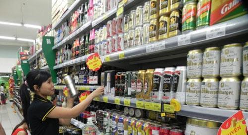Bia rục rịch tăng giá - 1