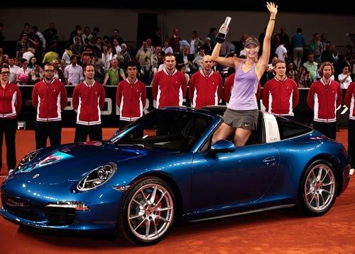 Sharapova muốn 4 lần liên tiếp vô địch ở Stuttgart - 1