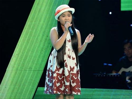 Thiện Nhân hội ngộ Quang Anh tại Gala The Voice Kids - 1