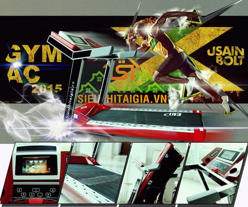Máy Chạy Bộ Elip - sản phẩm máy chạy bộ hiện đại thương hiệu Việt - 1