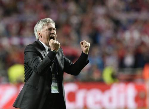 """Real–Ancelotti: """"Người tình"""" được Perez sủng ái nhất - 1"""