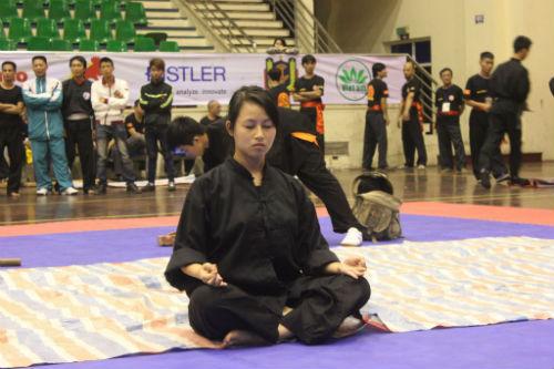 Người con gái mang trong mình niềm đam mê võ thuật đặc biệt - 1