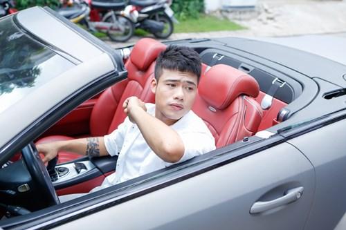 """Ngọc Minh Idol ra mắt trailer MV với dàn xe """"khủng"""" - 1"""