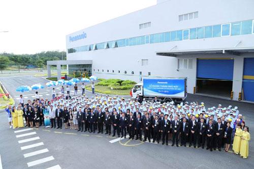 Những bước tiến không ngừng của Panasonic tại Việt Nam - 1