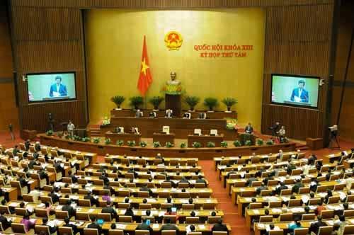 Quốc hội bác đề xuất thêm một Đại tướng công an - 1
