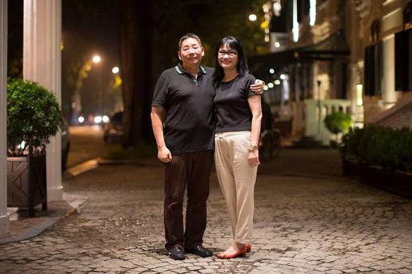 Những bức ảnh vợ chồng lay động lòng người - 1
