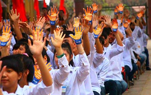78% học sinh VN bị bạo lực giới tại trường học - 1