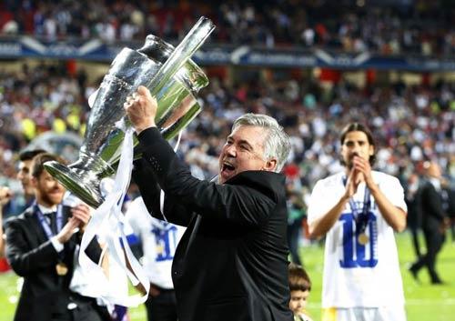 Ancelotti, Ronaldo cùng lập kỉ lục: Danh sư & cao đồ - 1