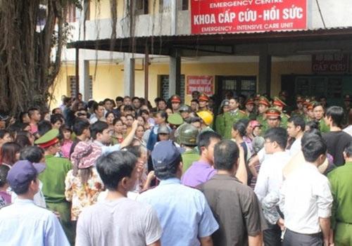 Bộ Y tế yêu cầu báo cáo vụ sản phụ tử vong ở Ninh Bình - 1