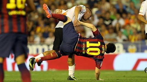 Liga trước vòng 13: Cạm bẫy chờ Barca - 1