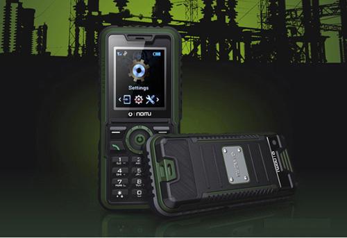 """Bộ đôi điện thoại """"độc"""" siêu bền, Pin khủng giá rẻ - 1"""