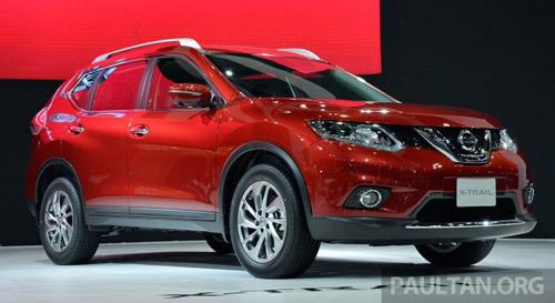 Nissan X-Trail chính thức công bố giá - 1